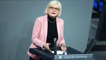 bundestagsvizepräsidentin: spd-fraktion nominiert dagmar ziegler