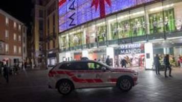 messerangriff: schweizer ermitteln wegen terroverdachts