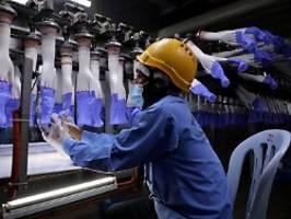 28 Fabriken werden geschlossen: Corona-Ausbruch bei Handschuh-Gigant