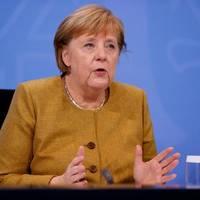 Beratungen zur Corona-Lage: Merkel: Brauchen weitere Kraftanstrengung - Private Treffen auf fünf Personen begrenzt