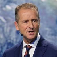 Debatte um Vorstandsposten : Neue Unruhe bei VW: Kann sich Chef Diess durchsetzen?