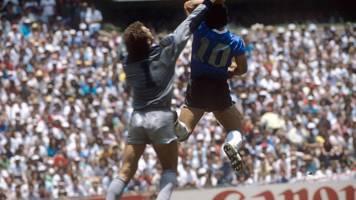 Diego Maradona: Mehrmals den Tod umdribbelt - Rückblick auf ein begnadet chaotisches Leben
