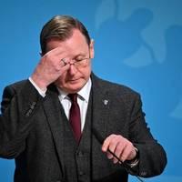 Mittelfinger im Parlament: Staatsanwaltschaft will Aufhebung der Immunität Ramelows