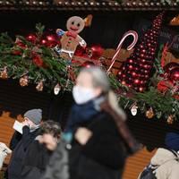 Beratungen zur Corona-Lage: Verhandlungsteilnehmer: Kontaktbeschränkungen werden zu Weihnachten gelockert