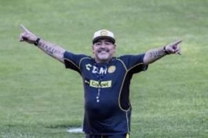 Maradona: Bestätigt: Fußball-Weltstar Diego Maradona ist tot