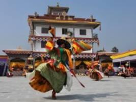 bhutan: wählerischer partner