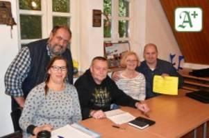 proteste: ahrensfelder wollen lastwagenverbot fürs dorf erreichen