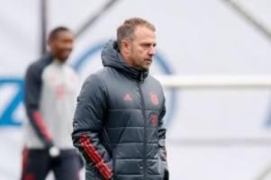 Champions League: Bayern winkt Achtelfinal-Einzug - Flick warnt vor Salzburg