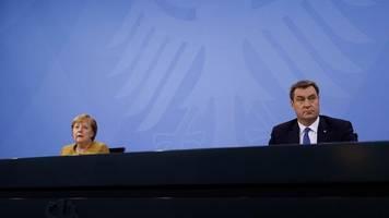 Bund und Länder einig: Teil-Lockdown verlängert – ein wenig Lockerung zwischen den Jahren
