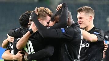 Champions League - Gladbach auf Achtelfinal-Kurs: Sieg gegen Donezk