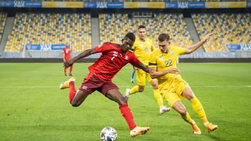 nations league: schweiz gewinnt gegen ukraine am grünen tisch