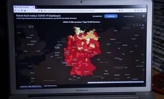 Neuer Höchststand an Corona-Todesfällen in Deutschland