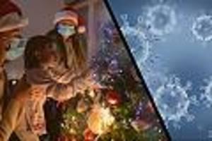 Weihnachten mit Familie und Freunden? - Forscher rechnet 3 Szenarien vor, wenn der Lockdown vor Weihnachten endet