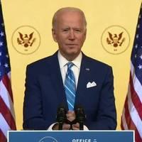 Video: Biden: Wir befinden uns im Krieg mit dem Virus