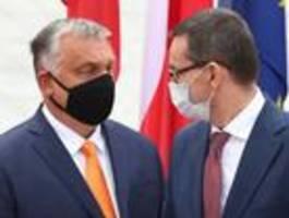 Ungarn und Polen bestärken einander in Veto-Haltung