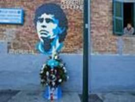Diego Maradona lebte wie ein Rockstar