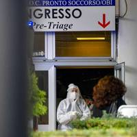 Corona-Pandemie: Erneut über 800 Covid-Tote in Italien an einem Tag