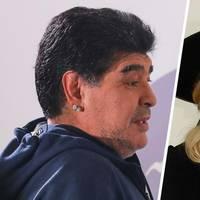 Diego Maradona: Bei Twitter wird er mit Madonna verwechselt