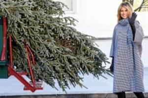 First Lady: Warum Melania Trump mit ihrem Weihnachtsvideo Kritik erntet