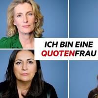 Twitter und Co.: Emotionale Reaktionen zum stern-Projekt #Quotenfrau – und auch im Ausland ist es aufgefallen
