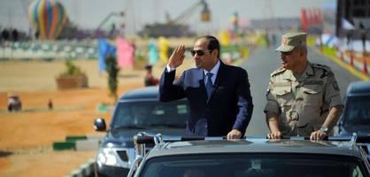 """""""Deutschland lässt sich von Ägypten jedes Mal über den Tisch ziehen"""""""