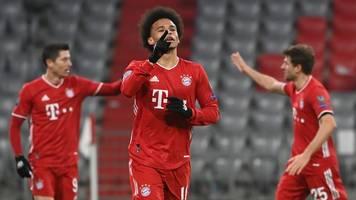 Champions League: Bayern feiern Gruppensieg und Neuer - Form seines Lebens
