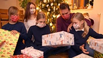 Corona-Regeln für Weihnachten: Jeder Kontakt ist entscheidend