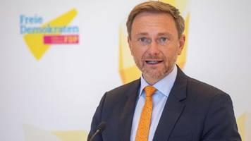 Christian Lindner: FDP-Chef schlägt andere Corona-Politik vor