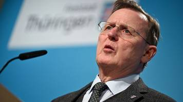 Ramelow mahnt: neue Regeln im Kreis Hildburghausen beachten