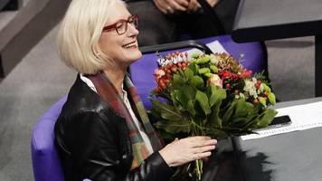 bundestag: dagmar ziegler neue bundestagsvizepräsidentin