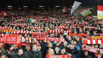 Corona-Krise: Zuschauerrückkehr bei einigen Premier-League-Clubs