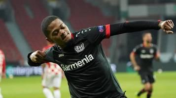 Europa League: Bayer Leverkusen steht vor Einzug in die K.o-Runde