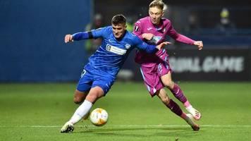 europa league: hoffenheim schlägt liberec – und schreibt vereinsgeschichte