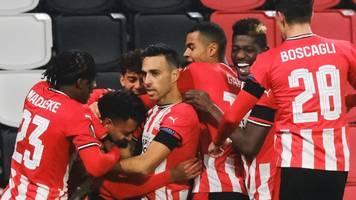 Europa League. PSV dreht Spiel gegen Saloniki – Tottenham-Gala in London
