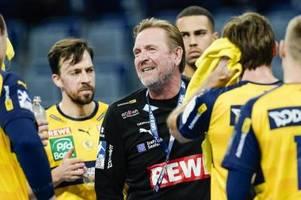 Löwen führen Handball-Bundesliga an - Comeback von Bitter