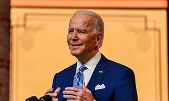 Biden: Unsere Demokratie wurde auf die Probe gestellt