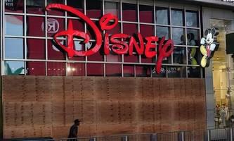 Walt Disney entlässt 32.000 Mitarbeiter