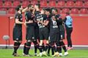 Europa League - Riesenschritt Richtung K.o.-Runde: Leverkusen feiert Kantersieg gegen Israel-Klub