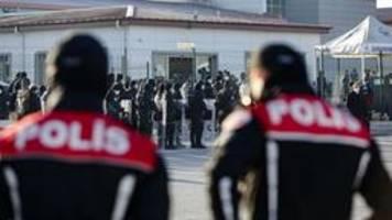 337 lebenslange Haftstrafen im Prozess um Putsch in Türkei