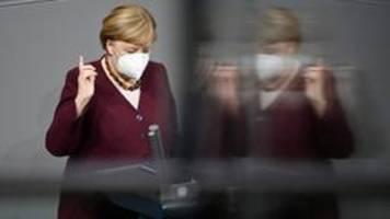 Merkel zu verlängertem Teil-Lockdown: Der Durchschnitt hilft uns nicht