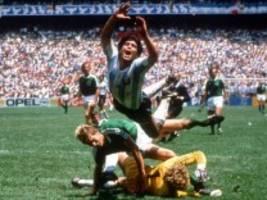 Zum Tod von Diego Maradona: Er veränderte das Spiel wie kein anderer