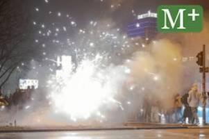 Silvester: Grüne wollen Böllern begrenzen - Nicht durchsetzbar