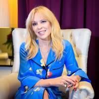 Popstar im Lockdown: Kylie Minogue vermisst ihre Familie