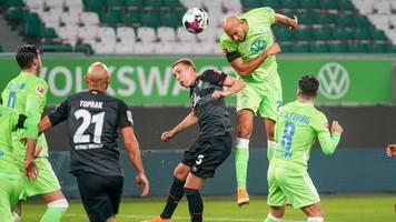 Bundesliga: Werder verpasst Bundesliga-Rekord – Wolfsburg gewinnt Torspektakel
