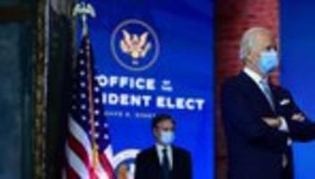 Künftige US-Regierung : Warum sich die Verteidigungsindustrie auf Joe Biden freut