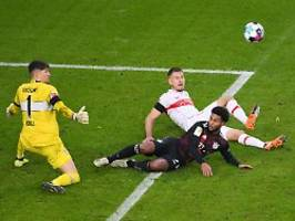 Dortmund blamiert sich zu Hause: Der FC Bayern erschreckt sich in Stuttgart