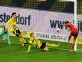 Dortmund verliert überraschend gegen Köln