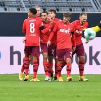 Fußball-Bundesliga: Nach 18 Spielen ohne Sieg: Köln schockt den BVB