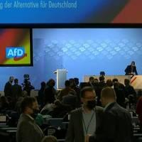 Video: AfD-Parteitag: Ordnungsamt kontrolliert Einhaltung von Hygienekonzept