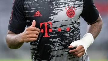 FC Bayern bangt um Boateng,  Tolisso,  Hernández und Martínez